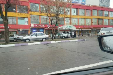 اعتصاب بازاریان در بانه و پیرانشهر در اعتراض به بستهماندن مرزها