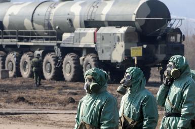تسلیحات شیمیایی که ما از زمان شوروی