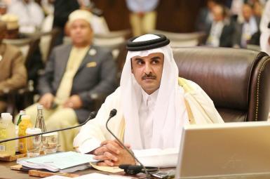 شیخ تمیم بن حمد آلثانی، امیر قطر