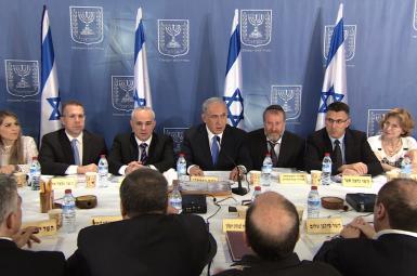 کابینه اسرائیل به دنبال اعلام آزمایش موفق موشک بالستیکی «خرمشهر»