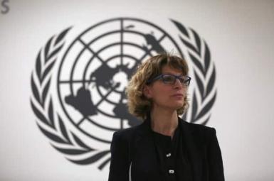 UN Human Rights official Agnes Callamard. File photo