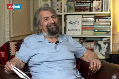 اسماعیل خویی، شاعر و نویسنده ایرانی سرشناس مقیم لندن