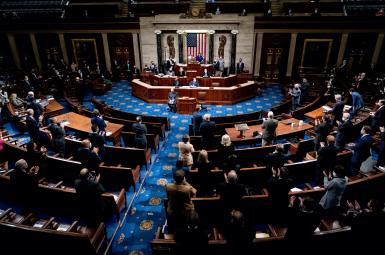 US Congress in session. File Photo