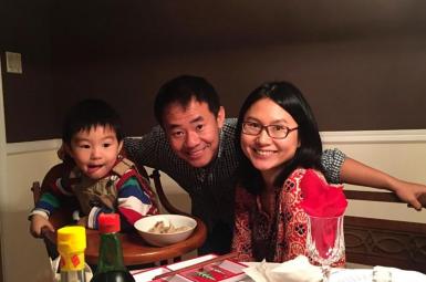 خانواده  زییو ونگ(Xiyue Wang)، شهروند آمریکایی چینیالاصل