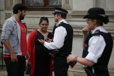 طرح نفوذ اطلاعاتی پلیس در میان اقلیتهای مذهبی بریتانیا