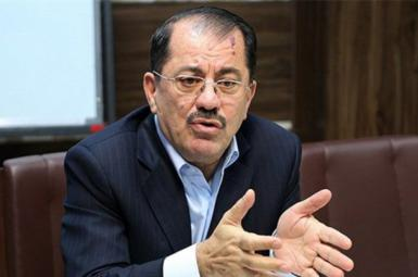 ناظم دباغ (Nazem Dabbagh) نماینده دولت اقلیم کردستان
