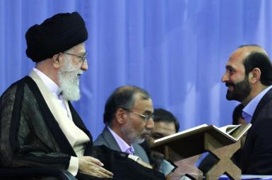 سعید طوسی و خامنهای