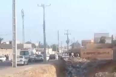 درگیری وزارت اطلاعات و انصار الفرقان