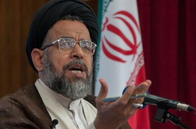 محمود علوی وزیر اطلاعات جمهوری اسلامی ایران