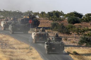 درگیری نیروهای تحت حمایت ترکیه و کردها در شمال غربی سوریه