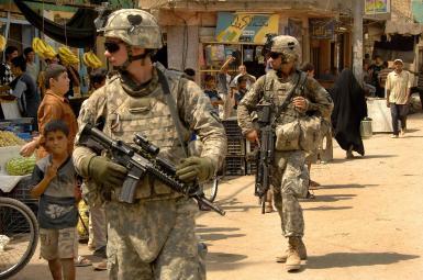 احتمال خروج ارتش آمریکا از افغانستان