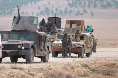 «نیروهای سوریه دموکراتیک»