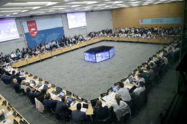 اجلاس گروه اقدام مالی در پاریس