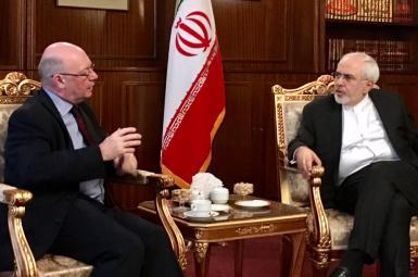 آلیستر برت و محمدجواد ظریف