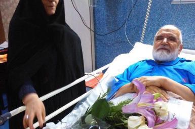 مهدی کروبی به بخش مراقبت های ویژه منتقل شد