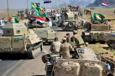 اربیل، سپاه پاسداران ایران را به رهبری عملیات نظامی علیه کرکوک متهم کرد