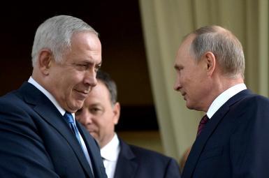 پوتین طرح نتانیاهو برای ايران را نقش بر آب کرد