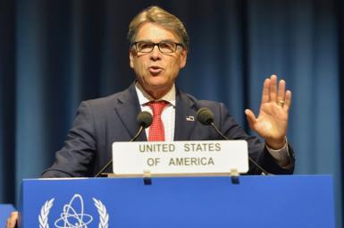 ریک پری، وزیر انرژی آمریکا