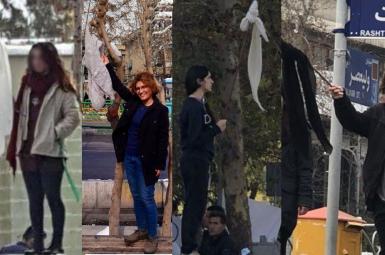 دختران خیابان انقلاب