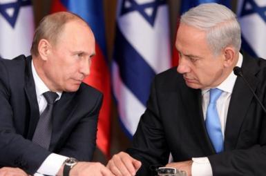 احضار سفیر اسرائیل در مسکو در پی بمباران یک موضع نظامی در سوریه