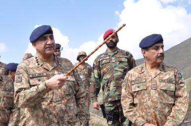 ژنرال قمر جاوید باجو، فرمانده ارتش پاکستان