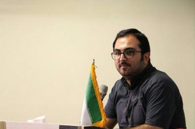 محمدحسین حیدری، مدیرمسؤول وبسایت «دولت بهار»