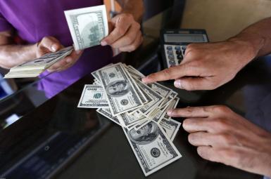 دلار در بازار فروش