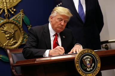 اجرای فرمان مهاجرتی ترامپ