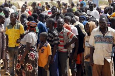 پناهندگان نیجریایی