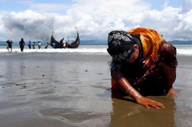 سرکوب مسلمانان روهینگیا در میانمار