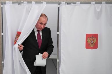 ولادیمیر پوتین