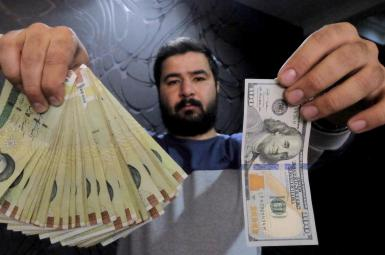 گرانی دلار در ایران