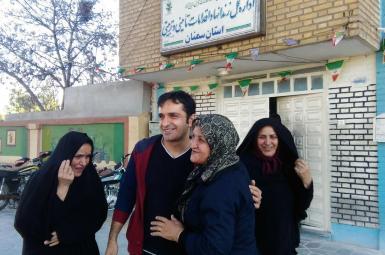 ضیاء نبوی از زندان آزاد شد