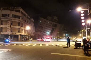زلزله ۶/۴ ریشتری در تایلند دو کشته و بیش از ۲۰۰ مجروح به جا گذاشت