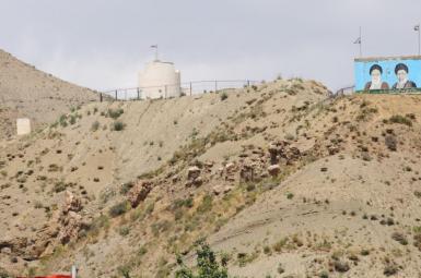 مرز ایران در آذربایجان غربی