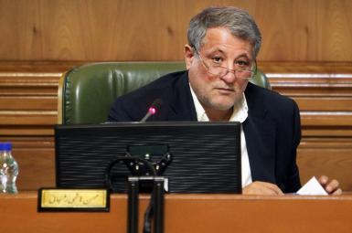 محسن هاشمی رییس شورای شهر تهران