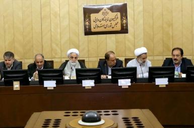 نشست غلامحسین محسنی اژهای با نمایندگان فراکسیون ولایی مجلس