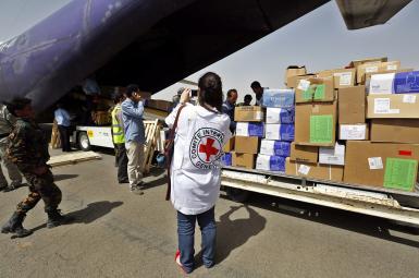 امداد پزشکی سازمان ملل به یمن رسید