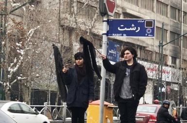 دادستان تهران: رفتار دختران خیابان انقلاب «تجاهر به گناه» و جرم است