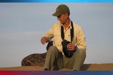 کاووس سیدامامی، از فعالان محیط زیست که پساز بازداشت، جان خود را در زندان از دست داد