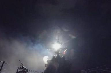 حمله موشکی» به مواضع سوریه