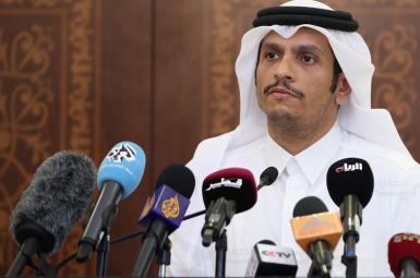 محمد بنعبدالرحمن آلثانی، وزیر خارجهی قطر