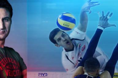 فرزاد فرهادیان، ملیپوش اسبق والیبال ایران
