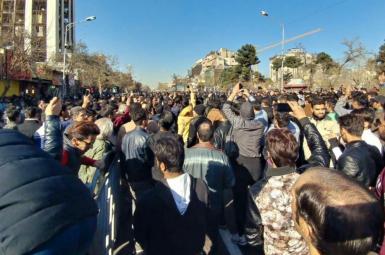گسترش اعتراضها در ایران؛ جهانگیری: مسائل اقتصادی بهانه است