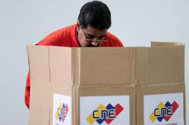 آمریکا، انتخابات ونزوئلا را «گامی بهسوی دیکتاتوری» خواند