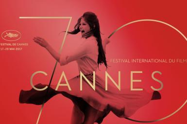 پوستر هفتادهمین جشنواره بینالمللی فیلم کن