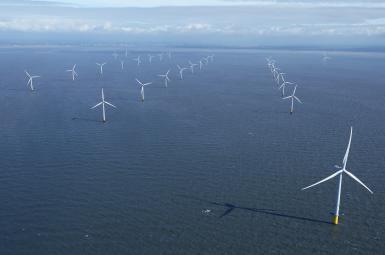 تولید انرژی بادی از سطح اقیانوسها برای برق مورد نیاز جهان