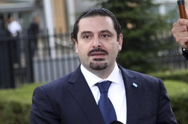 سعد حریری، نخستوزیر لبنان
