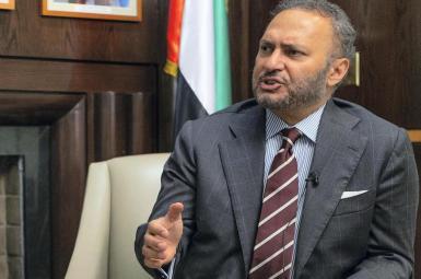 انور قرقاش، وزیر امور خارجه امارات متحده عربی