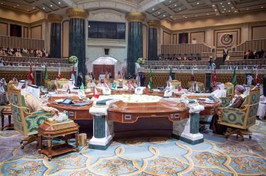 نشست شورای همکاری خلیج فارس در ریاض
